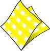 ubrousky-1-vrstve-33x33-cm-karo-zlute-100-ks-10245.jpg